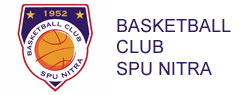 Basketball club SPU Nitra